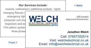 Welch Electrical Services Ltd