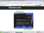 Duzem Website Screenshot
