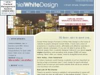 Daniel White Design Website Screenshot