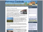 FairwaysCondado.Com Website Screenshot