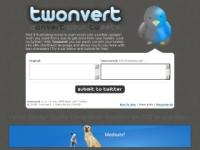 Twonvert.Com Website Screenshot