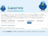 Twonvo.Com Website Screenshot