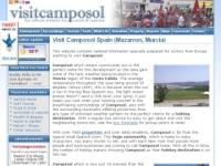 VisitCamposol.Com Website Screenshot