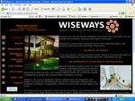 WiseWays.Es Website Screenshot